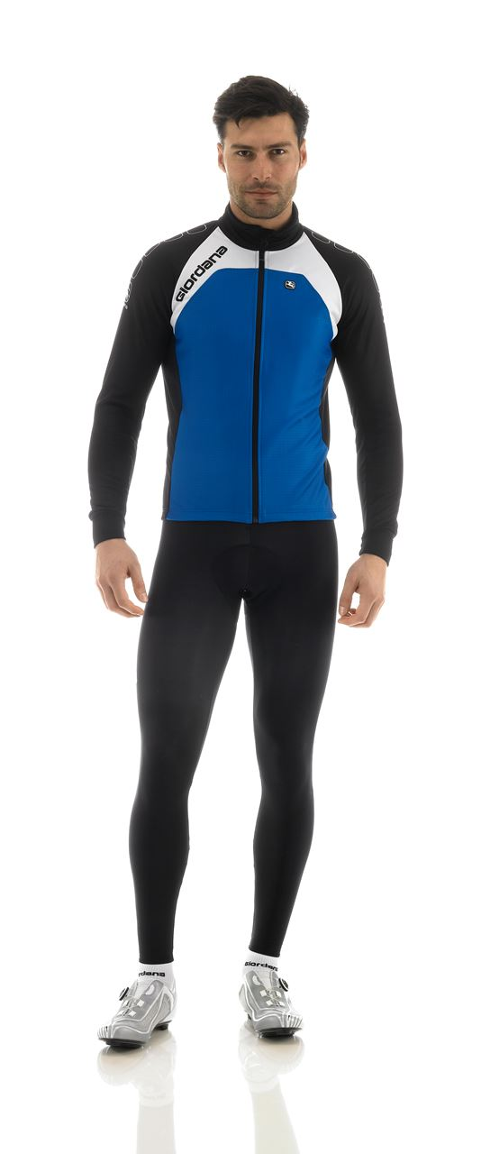Picture of GIORDANA SILVERLINE WINTER JACKET BLUE