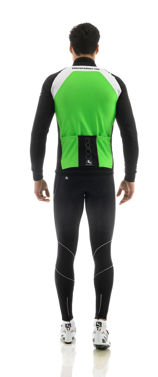 Picture of GIORDANA SILVERLINE WINTER JACKET GREEN