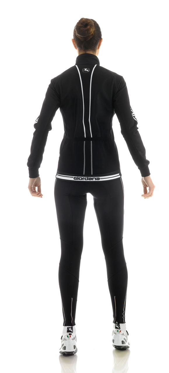 Picture of GIORDANA SILVERLINE WOMENS WINTER JACKET BLACK
