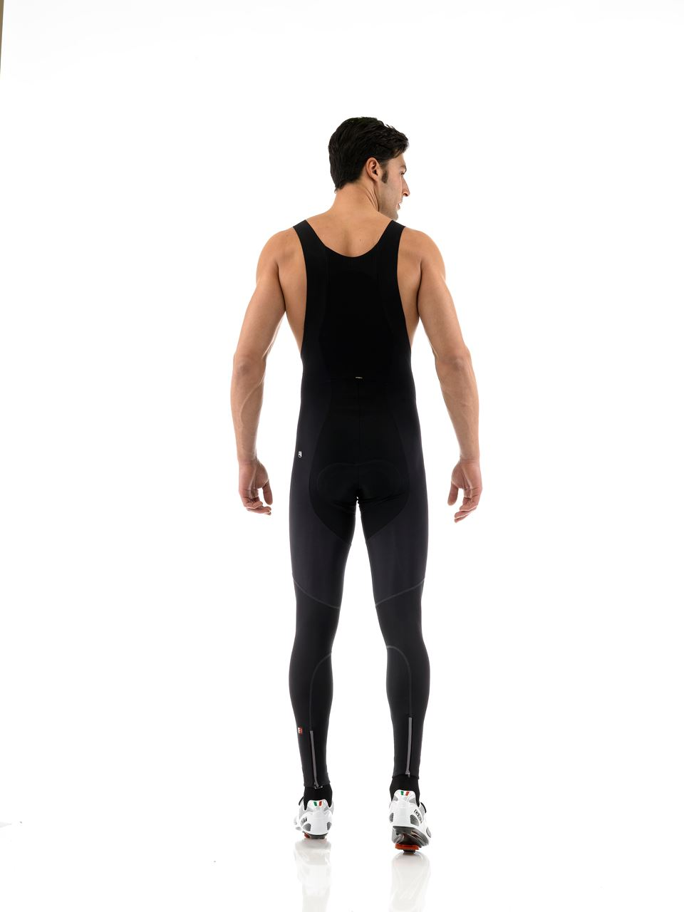 Picture of GIORDANA FRC LOGO WINTER BIBTIGHT BLACK