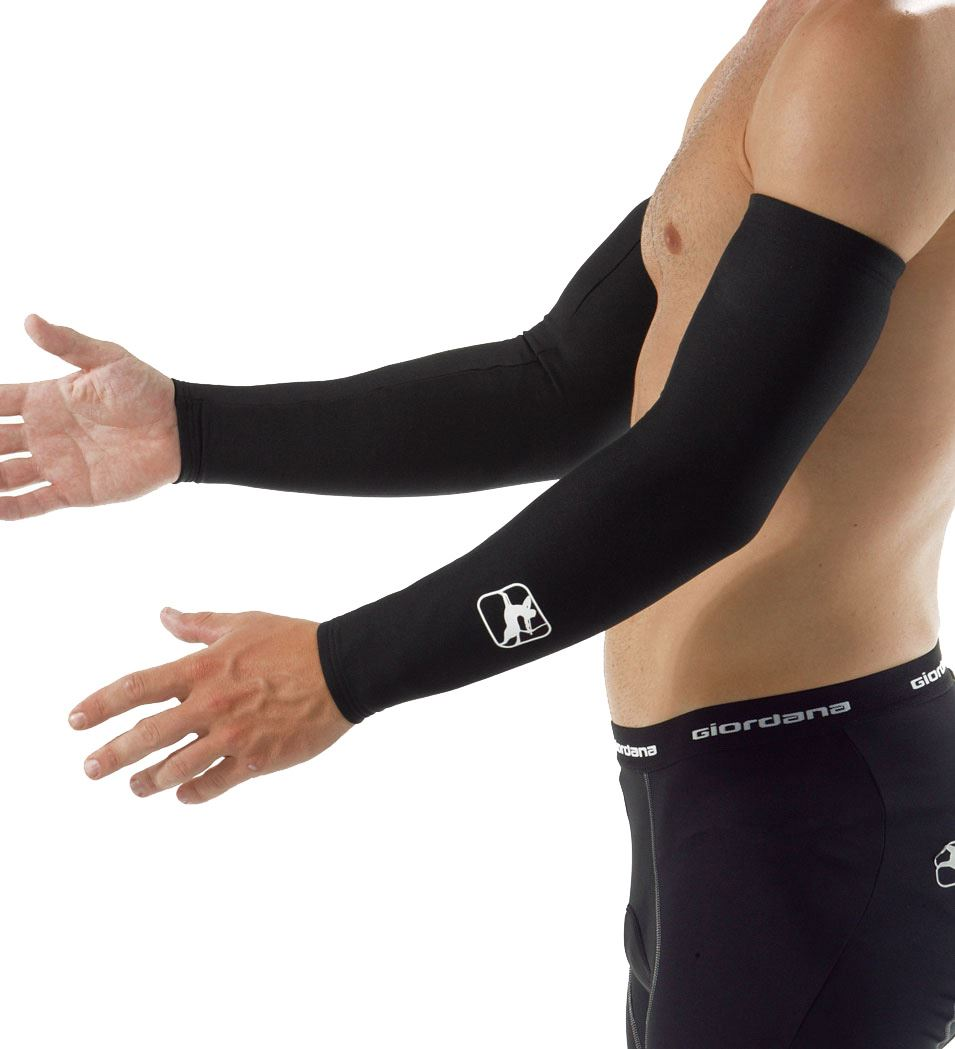 Picture of GIORDANA WARMER ARM BLACK